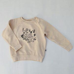Sweater shop small Cos I said so 92/98