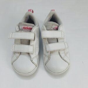 Sneakers velcro Adidas maat 23