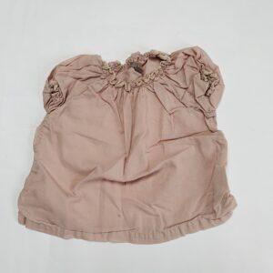 Blouse pink Emile et Ida 12m