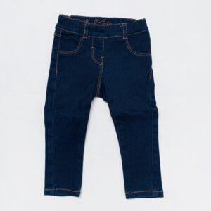Donkere jeans met rekker JBC 74