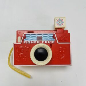 Old school disc camera Fisher Price