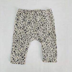 Broekje met rekker leopard Zara 1-3m / 62