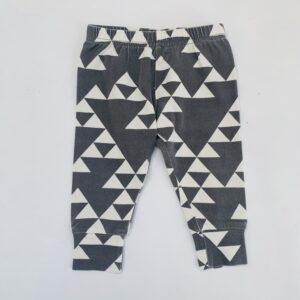 Legging triangles Little Indians 0-6m