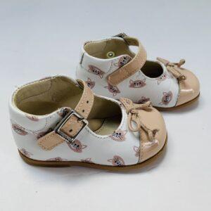 Schoentjes met gespje cats Zecchino d'Oro maat 19