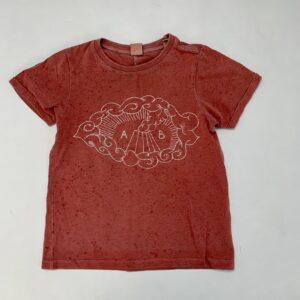 T-shirt vulkaan Scotch & Soda 6jr / 116
