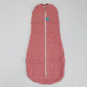 Inbakerslaapzak pink Ergopouch 2.5TOG 3-12m