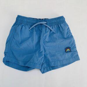 Zwemshort blauw California Summer Zara 12-24m / 92