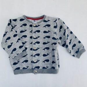 Bomberjasje whale Petit Bateau 18m / 81