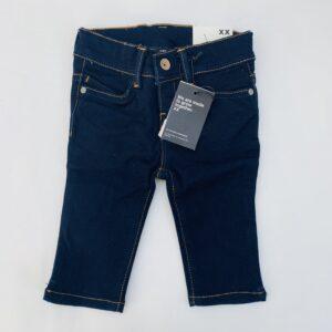 Donkerblauwe jeans Mexx 2-3m / 62