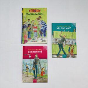 3 x leesboekje Avi 1