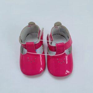 Babyschoentjes fuschia Jacadi maat 17