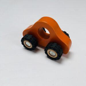 Houten autootje Goki