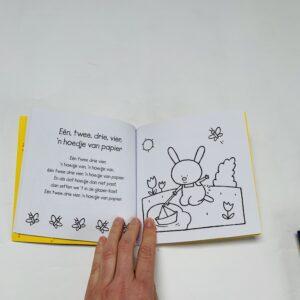 Kleurboek met kinderliedjes Deltas