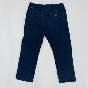 Donkerblauwe broek aanpasbaar Zara 2-3jr / 98