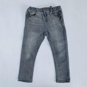 Grijze jeans aanpasbaar Zara 2-3jr / 98