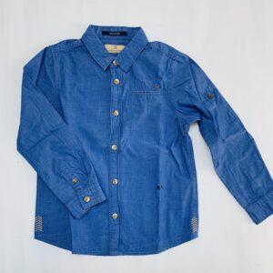 Blauw hemd Scotch & Soda 6jr / 116