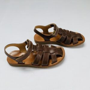 Leren sandalen Gallucci maat 33