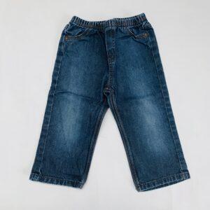 Donkere jeans met rekker P'tit Filou 86