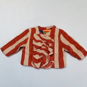 Jasje stripes frill Fred and Ginger 68
