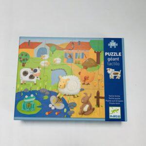Tactiele puzzel 20st Djeco