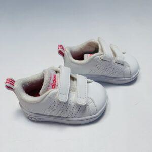 Sneakers velcro Adidas maat 18