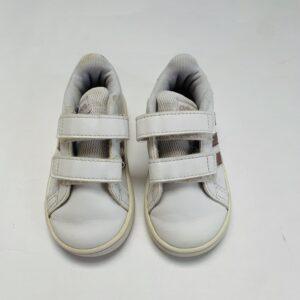 Sneakers velcro pink Adidas maat 21