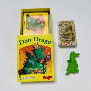 Kaartspel don drago Haba