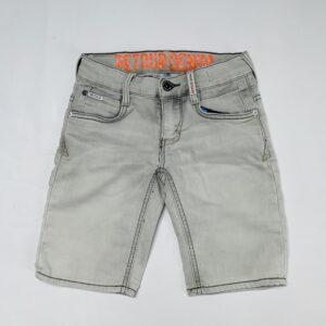 Grijze jeansshort aanpasbaar Retour 8jr