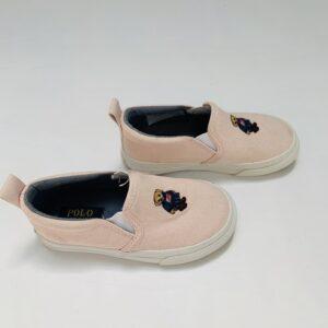 Slipons pink Ralph Lauren maat 24