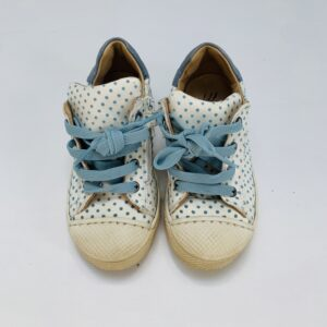 Sneakers dots Vera Pelle maat 24