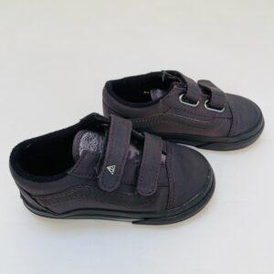 Sneakers velcro Vans maat 22,5 / 12,5cm