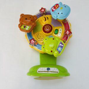 Dierenvriendjes reuzenrad met zuignap Vtech