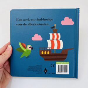 Boekje Piraat, waar ben je? Gottmer