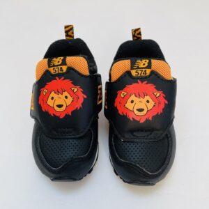 Sneakers New Balance lion Nike maat 20 / 11cm