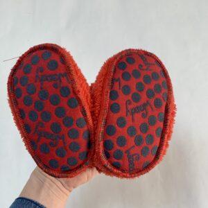 Pantoffels Woody 12-24m
