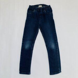 Donkere jeans met rekker Filou & Friends 7jr