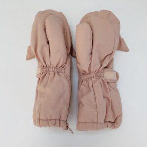 Handschoenen pink bow Elodie Details 1-3jr