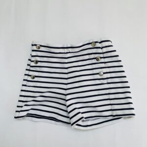 High waist short stripes Jacadi 6jr / 116