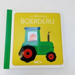 Mijn kijkboekje boerderij