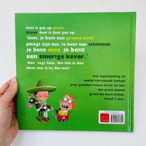 Boekje Groen Clavis