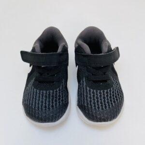 Sneakers velcro reliëf Nike maat 19,5 / 10cm
