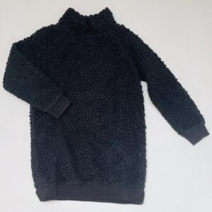 Sweaterdress teddy Cos I said so 116/122