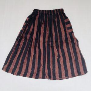 Maxiskirt stripes Sproet & Sprout 5-6jr