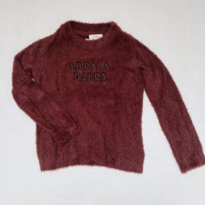 Zachte sweater abracadabra Sproet & Sprout 5-6jr