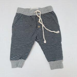Sweatpants stripes Little Indians 6-9m