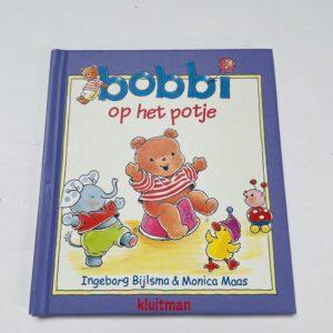 Boek Bobbi op het potje