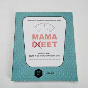 Boek mama (di)eet Mama Baas