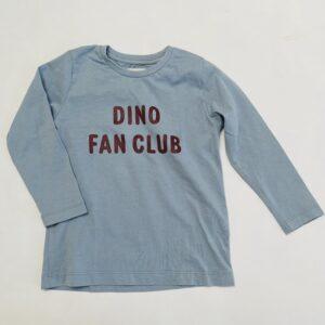 Longsleeve dino fan club Filou & Friends 4jr