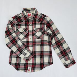Dik geruit hemd American Outfitters 8jr