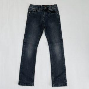 Zwarte jeans aanpasbaar slim fit IKKS 8jr / 128